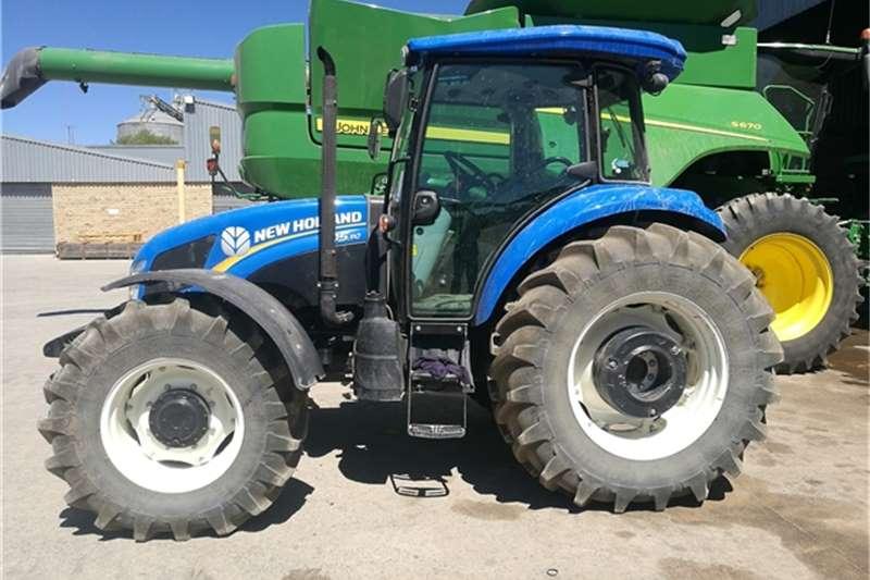 New Holland Tractors 2017