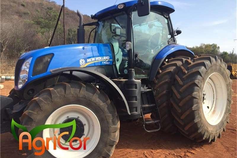 New Holland Tractors 2018