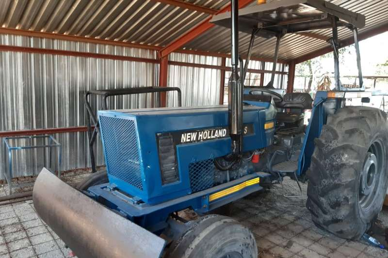 New Holland Tractors 2WD tractors 80.66.S NEW HOLLAND 2002