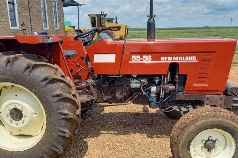 New Holland 2WD tractors New Holland 55 56 4x2 41kW Tractors
