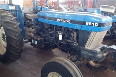 New Holland 2WD tractors New Holland 6610(4 x Available) Tractors