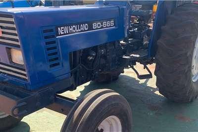 New Holland 2WD tractors New Holland 80 66 S Tractors
