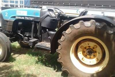 New Holland 2WD tractors New Holland TN 75 F Tractors