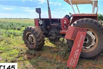 New Holland 4WD tractors 100 90 DT Tractors