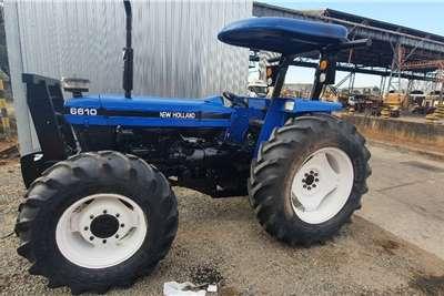 New Holland 4WD tractors 6610 Tractors