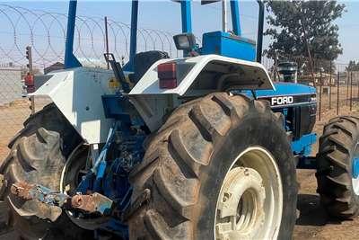 New Holland 4WD tractors 7840 Tractors