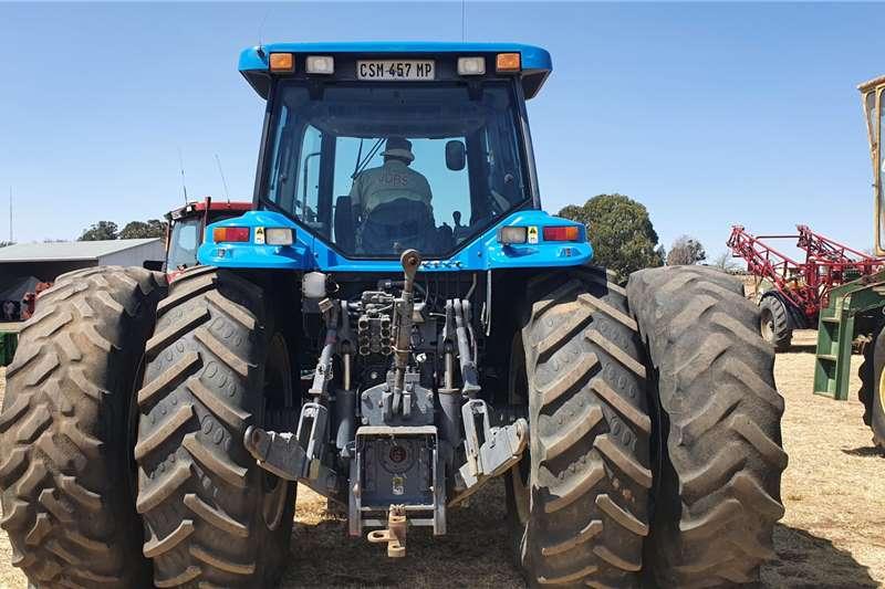 New Holland 4WD tractors 8870 Tractors