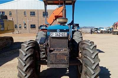 New Holland 4WD tractors New Holland 6610 Tractors