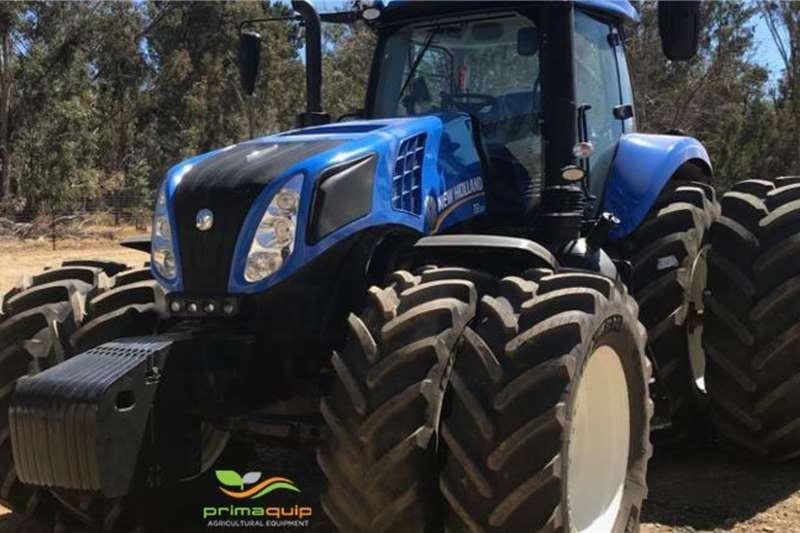 New Holland Tractors 4WD tractors New Holland T 8.380 2018