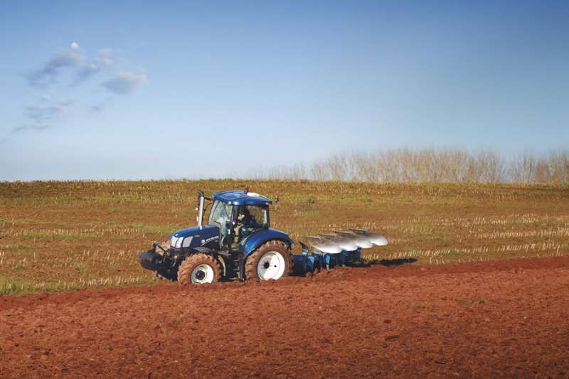 New Holland Tractors 4WD tractors New Holland T6090 2020