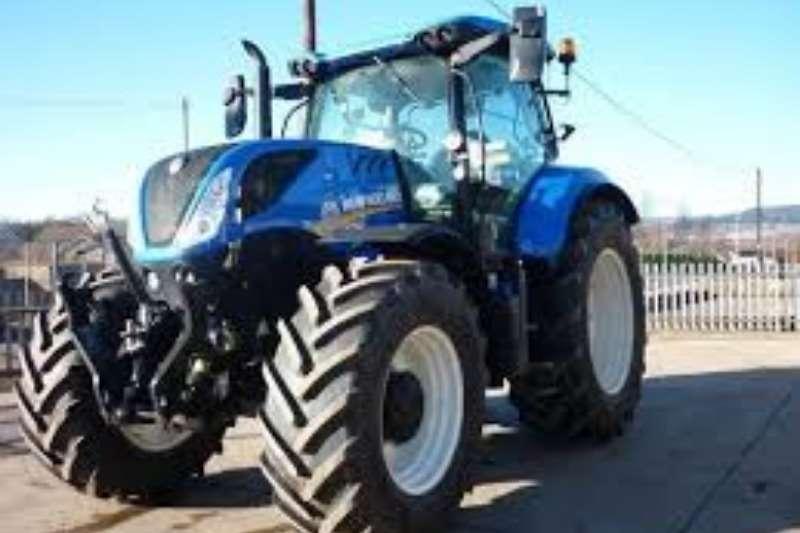 New Holland Tractors 4WD tractors New Holland Tractor 2019