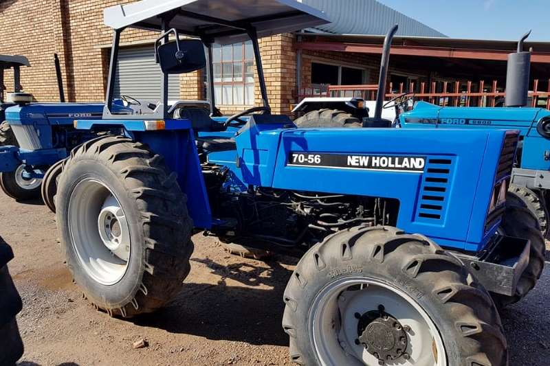 New Holland Tractors Four Wheel Drive Tractors New Holland 70-56