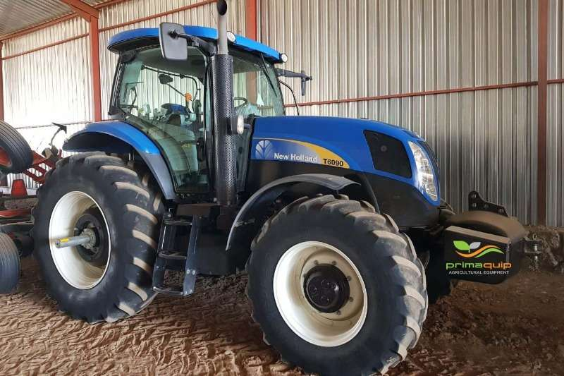 New Holland Tractors Four wheel drive tractors New Holland T 6090 2016