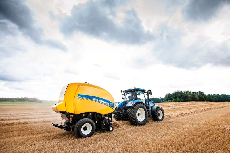 New Holland Tractors Four wheel drive tractors New Holland T6050 2019