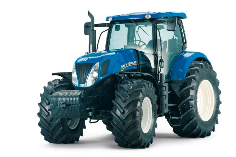 New Holland Tractors Four Wheel Drive Tractors New Holland T7060 2019