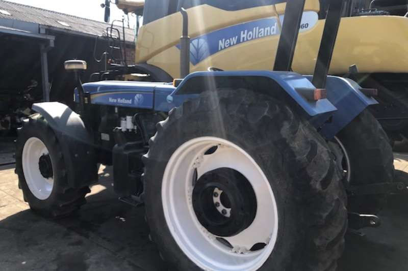 New Holland Tractors Four Wheel Drive Tractors Used New Holland 8030 2010