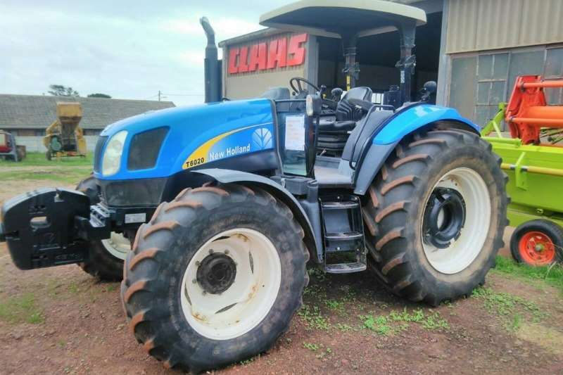 New Holland Tractors New Holland H6020 ROPS 2013