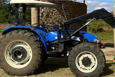 New Holland New Holland TD90 Tractors