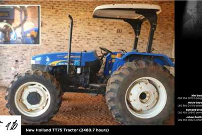 New Holland Other tractors New Holland TT75 Tractor (2480.7 hours) Tractors