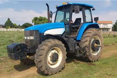 New Holland T7030 Tractor Tractors