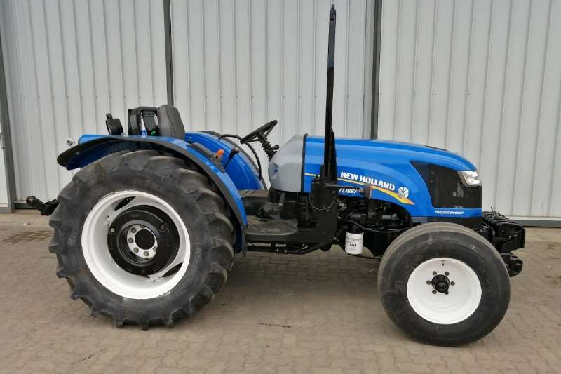 New Holland Tractors TD85 2X4
