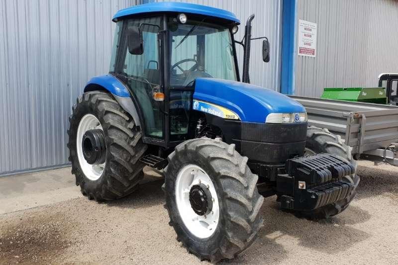 New Holland Tractors TD90 DT Cab 2006