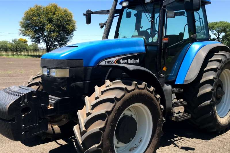 New Holland Tractors TM155