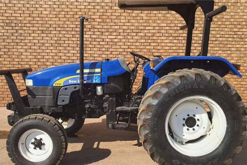New Holland TT55 TURBO SUPER 4X2 Tractors