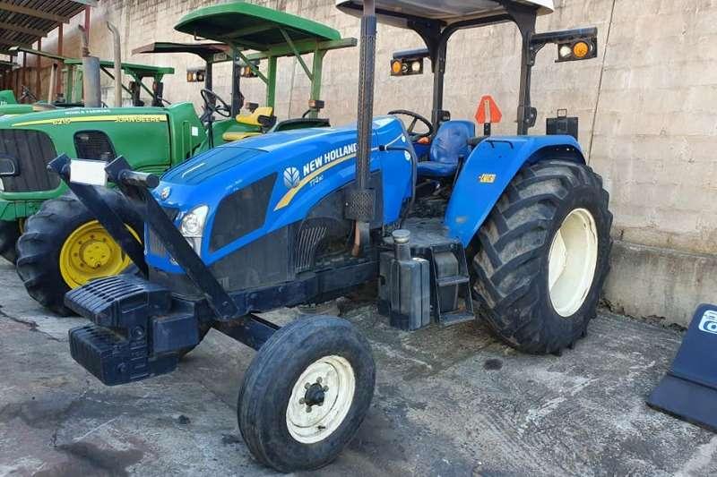 New Holland Tractors Two wheel drive tractors 2016 New Holland TT4 90 2016