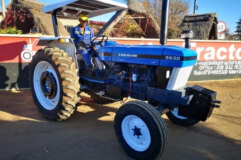 New Holland Tractors Two wheel drive tractors New Holland5630 1997