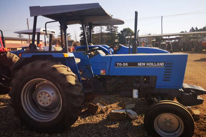 New Holland Tractors Two Wheel Drive Tractors New Holland 70-56