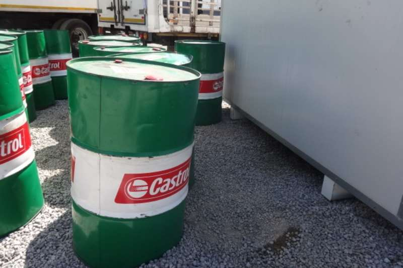 210Lt Castrol CD 50 Manual Transmission Fluid OIL