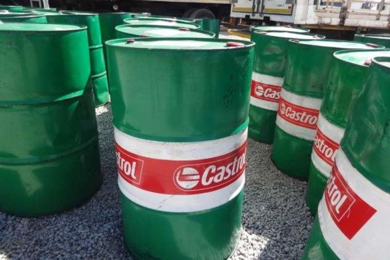 OIL 210Lt Castrol Vecton Long Drain 10W40 Engine Oil