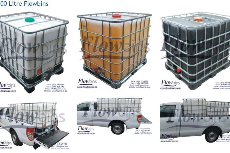 Other 1000 Litre Flowbins For Sale 2020