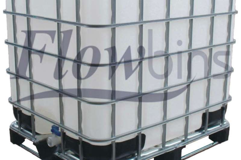 1000l Water storage container flowbin water harves Other