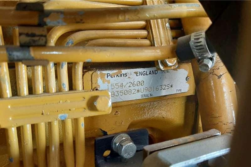 150 KVA Perkins Genset Kragopwekker Other