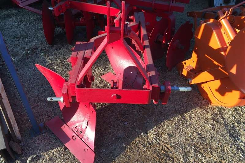 2 row plow Other