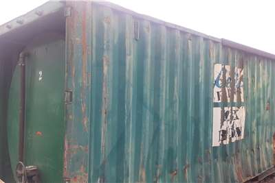 20 000L Tank in 6M Container Other