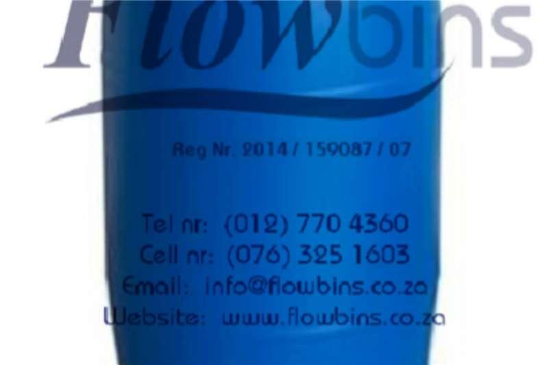 210Lt Blow Pack Plastic drums / 210l Blue round dr Other