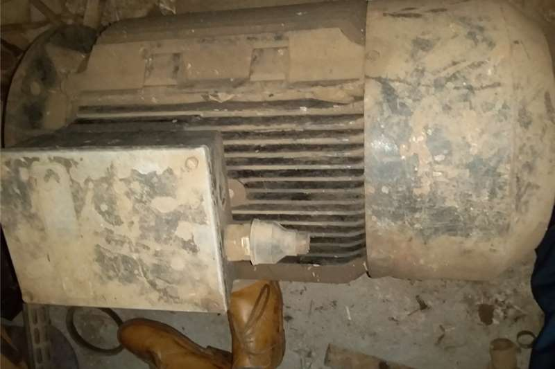 22KW ELECTRICAL MOTOR WORKING Other