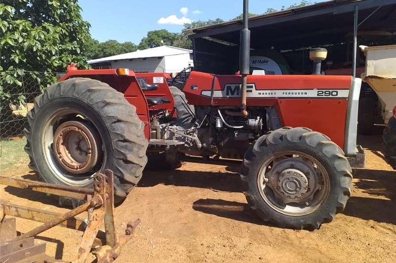 290 Massey Furguson 4x4 tractor Other