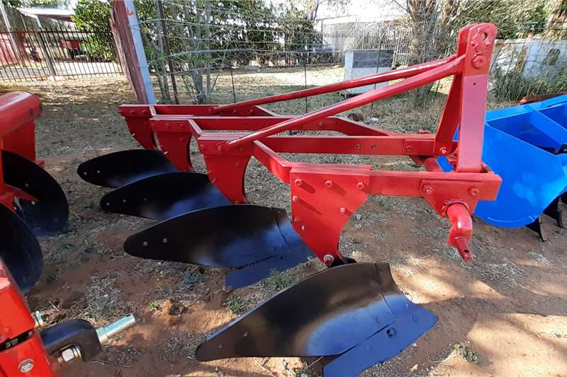 Other  3 and 4 Furrow Frame Ploughs