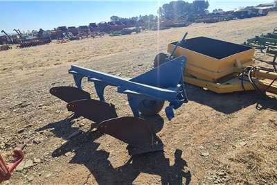 Other 3 furrow Plough