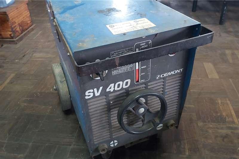 400 Amp Welder Other