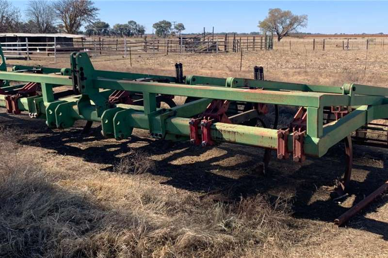 Other  5 Ry x 1,25m x 1,5m Super 25 Ripper met Roller - 1