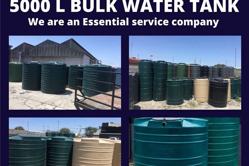 Other 5000 L WATER TANK @A FACTORY PRICE