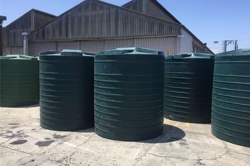 Other 5000L WATER TANK FROM A FACTORY OUTLET @ R 3700 DE