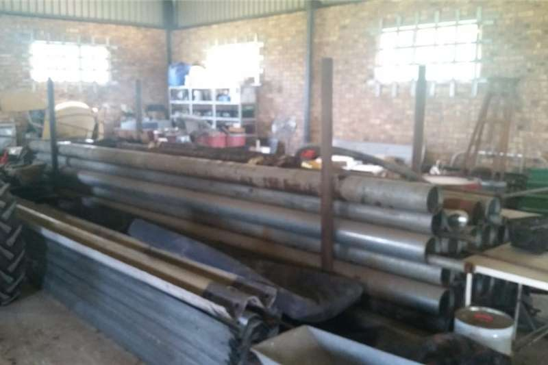 Other 6 meter Galvanized steel pipes