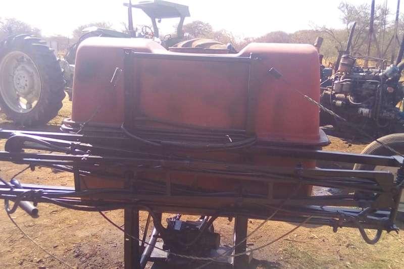 Other 600 Liter Agri gifspuit
