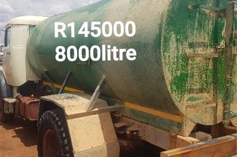 8000litre water truck Other